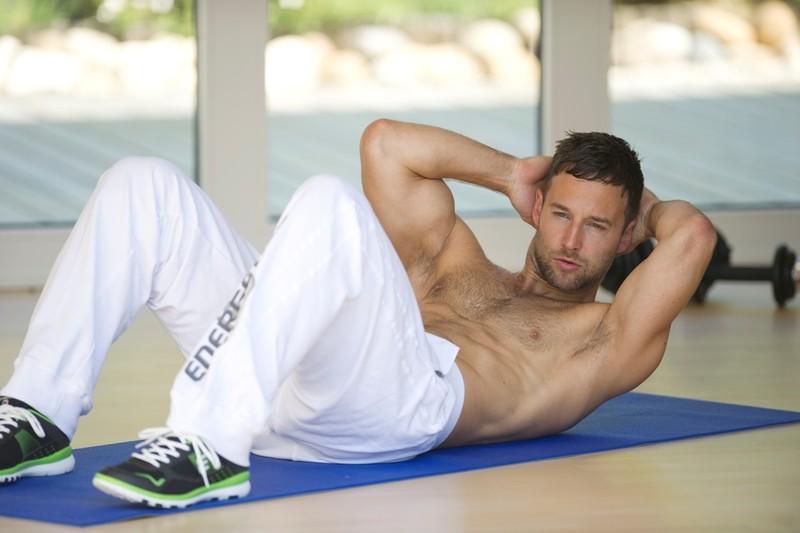 Nick Beyeler Naked 108