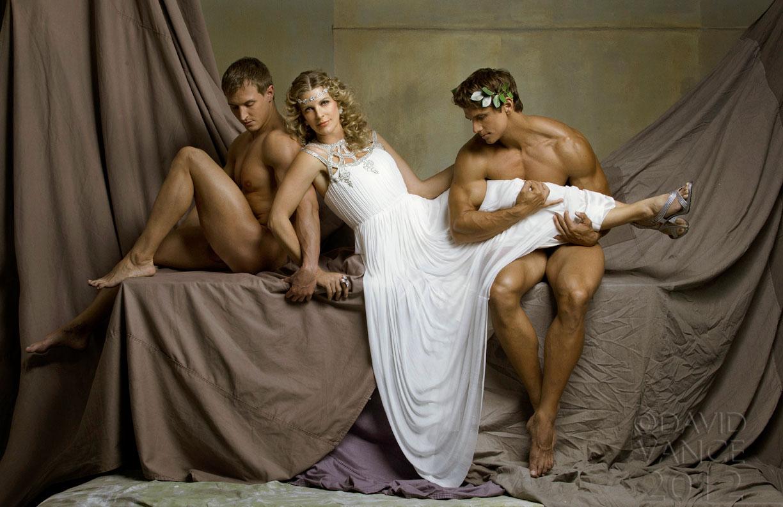 gladiator gay porn