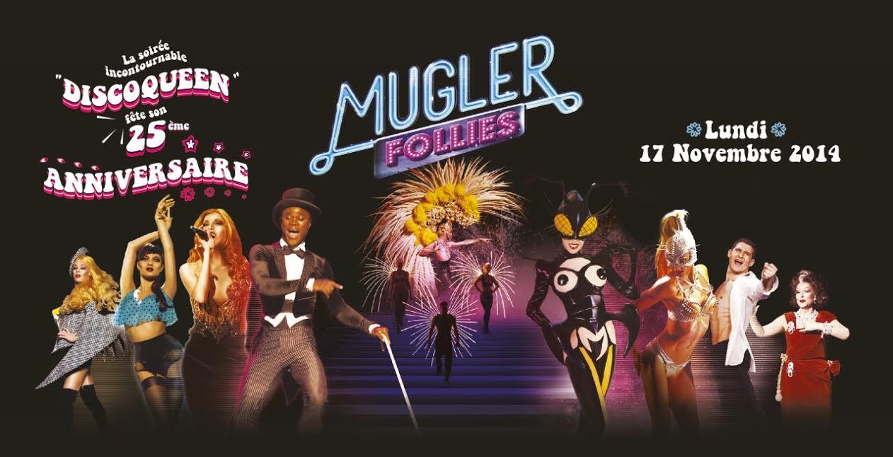 queen mugler folies
