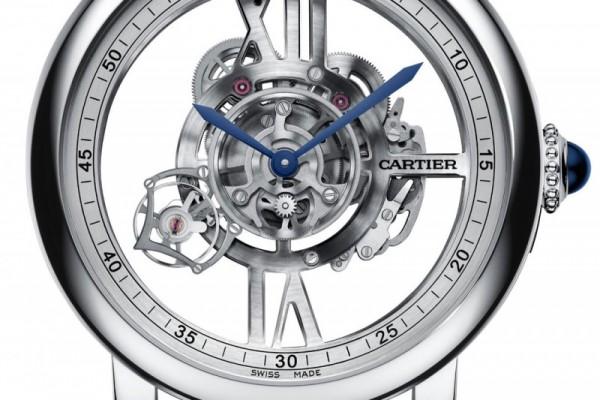 Cartier Astrotourbillon
