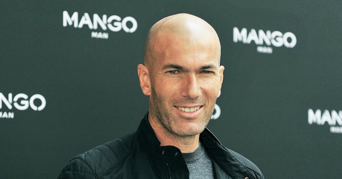 Zidane – Mango Man
