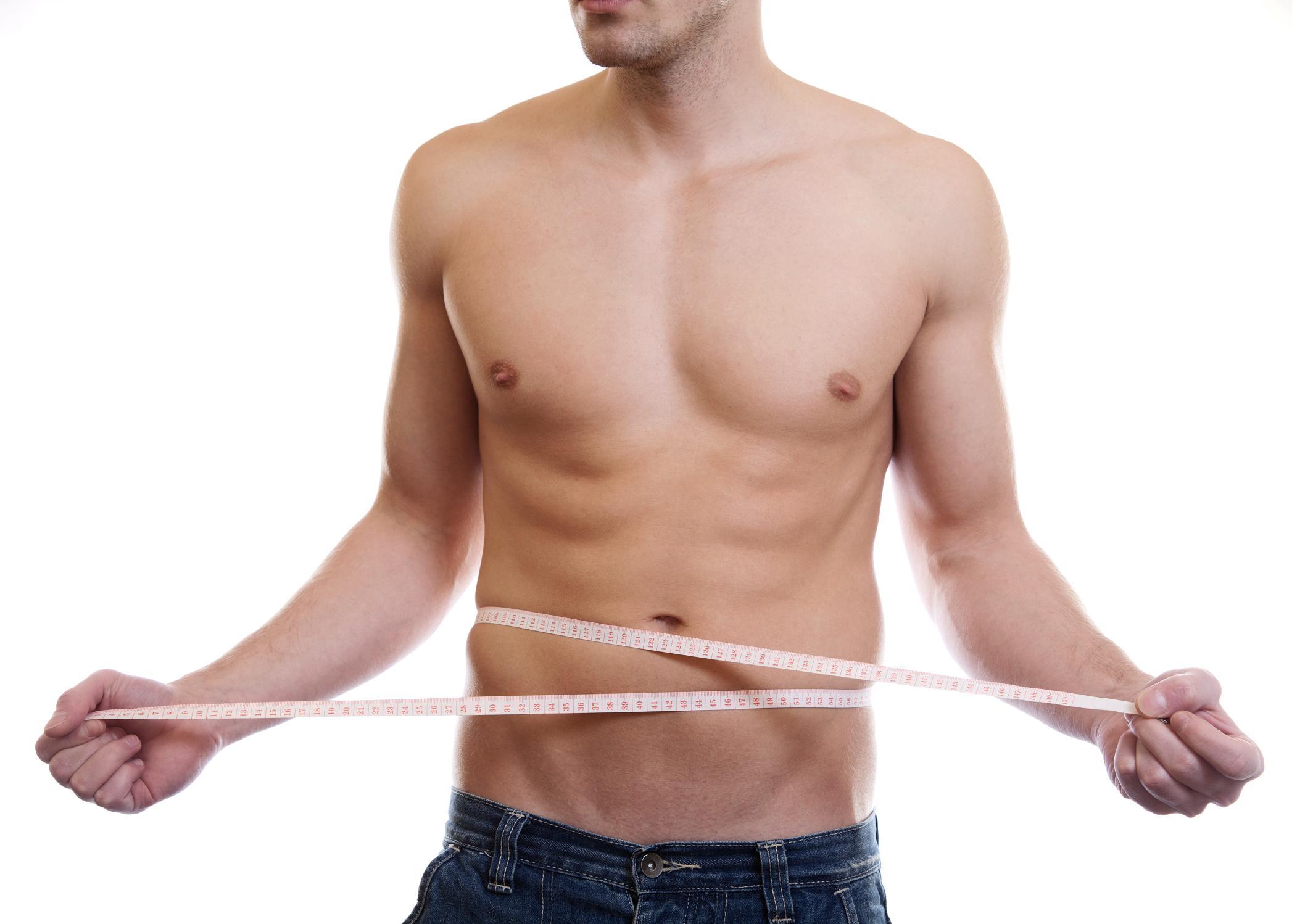 Похудение мужчины с чего начать