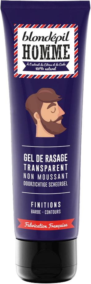 BLONDEPIL HOMME GEL DE RASAGE