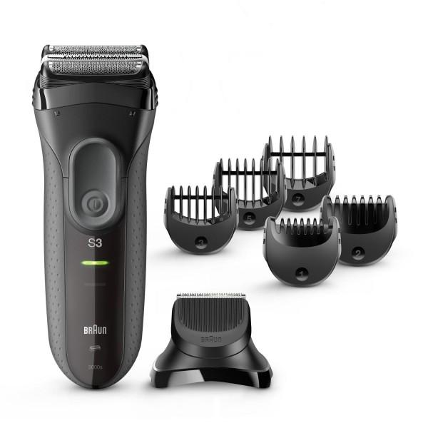 Braun Series 3 - Shave & Style