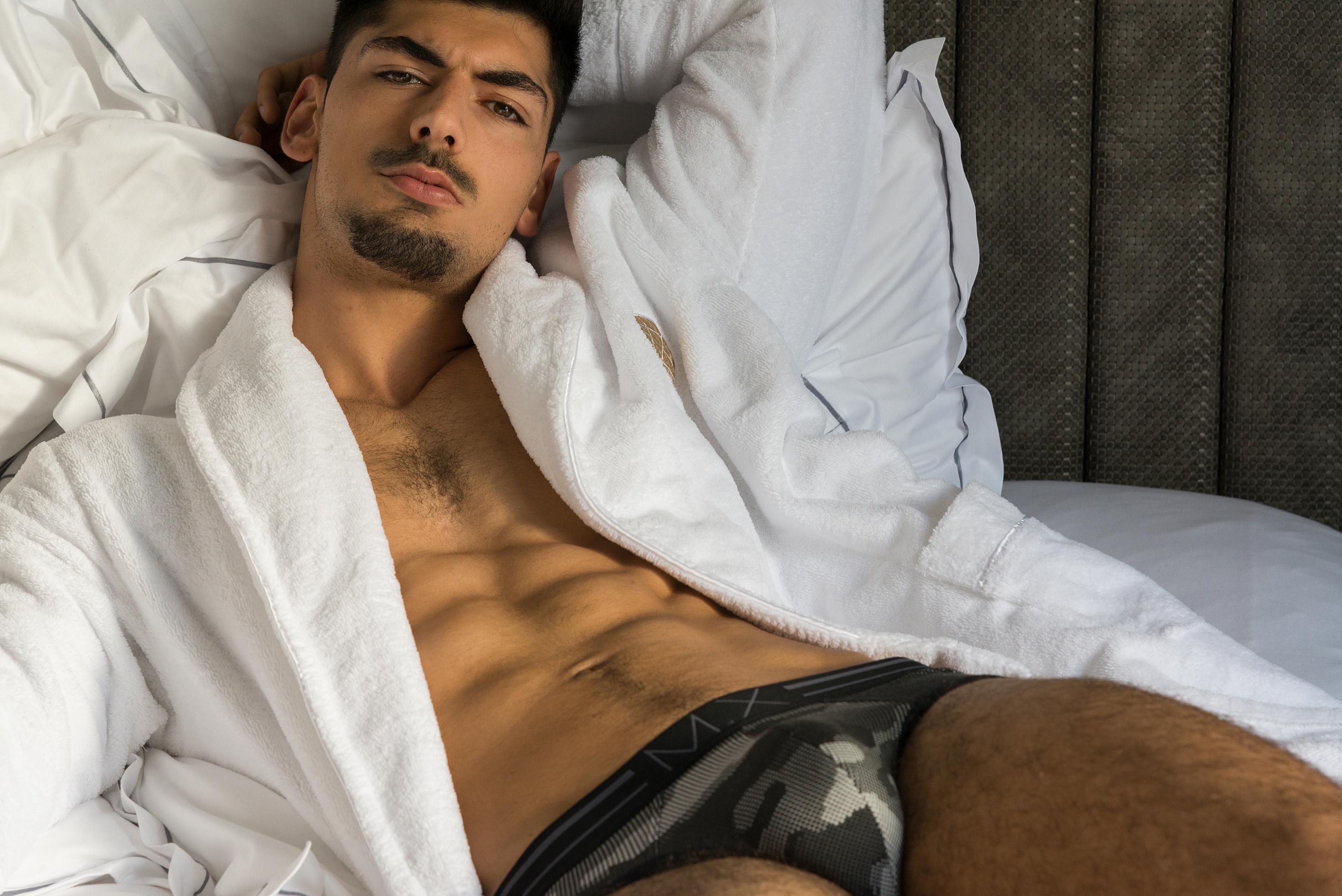 1. Blake Mag M.X Underwear