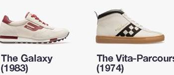 Bally – retro sneakers