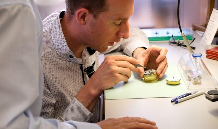 Carl Suchy & S+Âhne – Watchmaker Marc Jenni