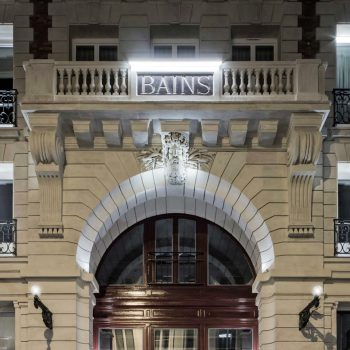 Blakemag_Les Bains_facade