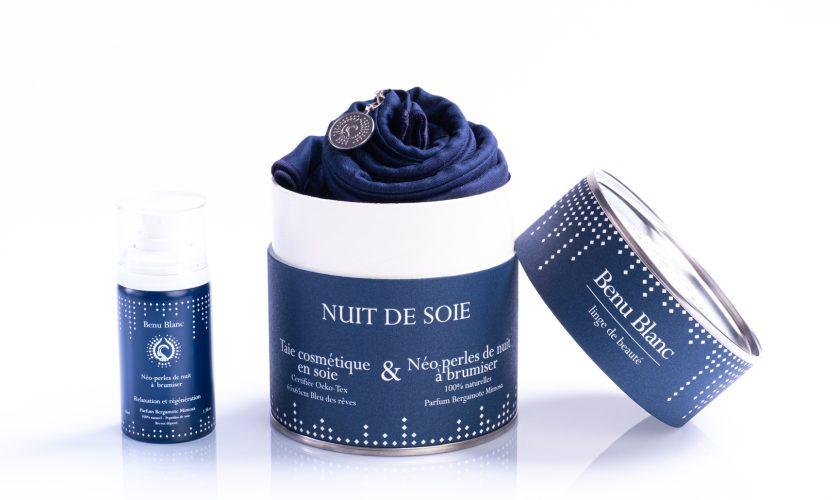 blakemag_BENU BLANC_Rituel Bleu des rêves + Neo perles bergamote mimosa