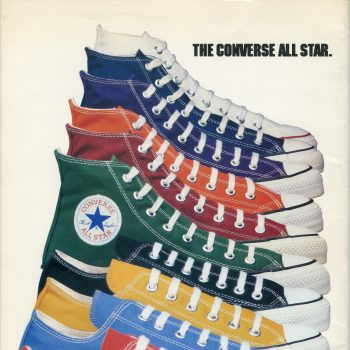 blackemag_Advertisement_c.1982_the Converse All Star