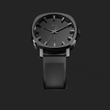 blakemag_Apose modele N°3 noir integral satinee